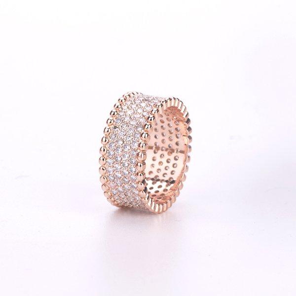 anel de ouro rosa