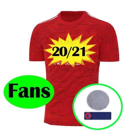 20 21 Startseite Fans