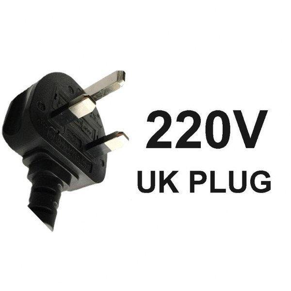220 В Великобритании подключите