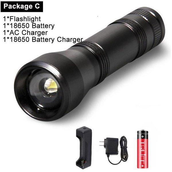 Package C UV Light