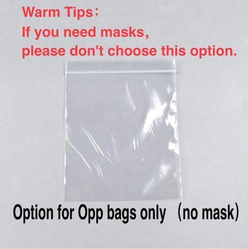 opp bag only, pls do not chose it