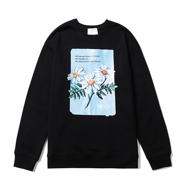 best selling Cherry Designer Sweatshirts Long Sleeve Shirts Men Hoodies Exotica Brand Top Autumn Spring man women luxury clothing Printed letters Sweater