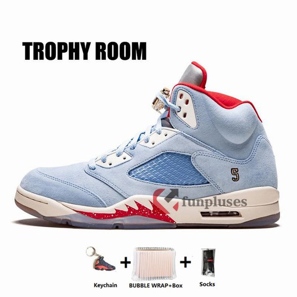 5s-ROPHY- ROOM- - Ice Blue