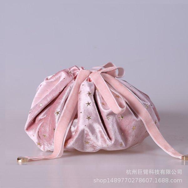 Polvere Pigro Makeup Bag-rococò