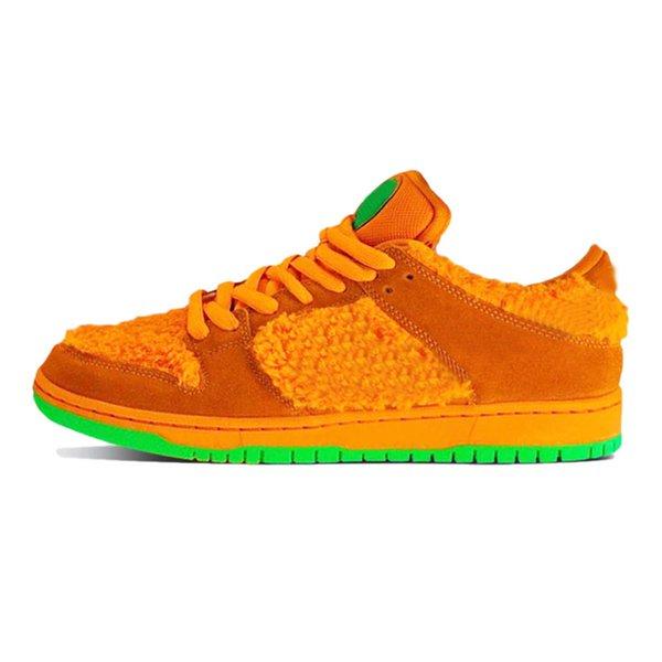 #16 Orange Bear