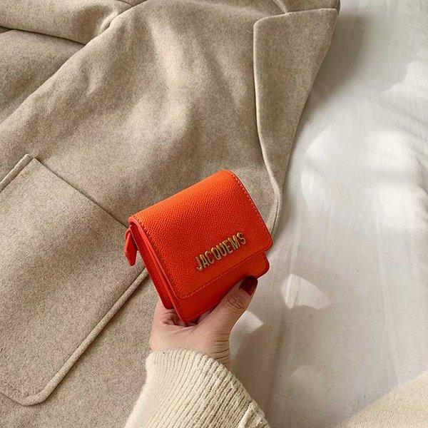 Оранжевый Сумочка