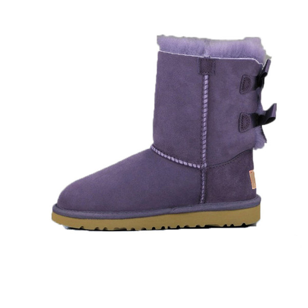 2 Bow - Purple