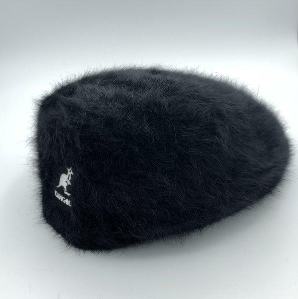 poils de lapin noir-s (54-56cm)