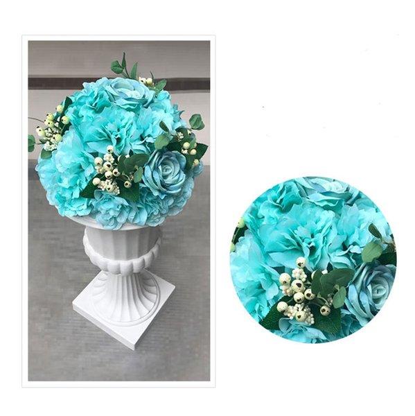 Profond bleu de Tiffany