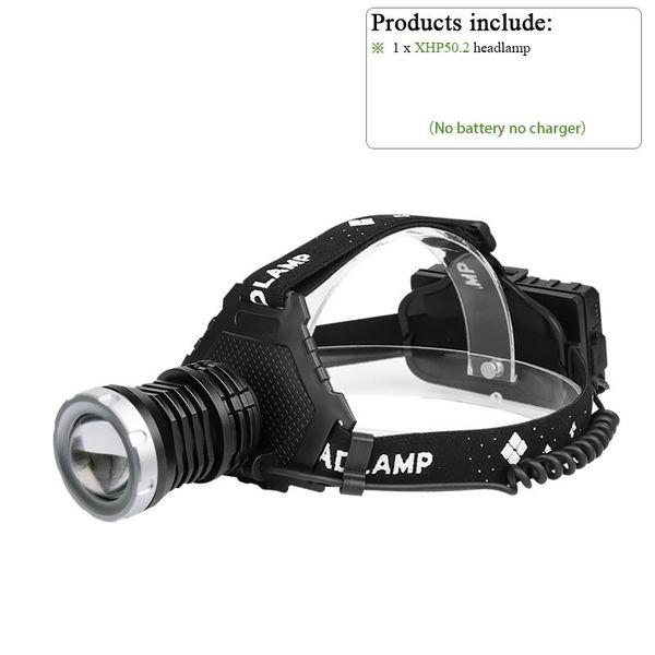 XHP50.2 A Black