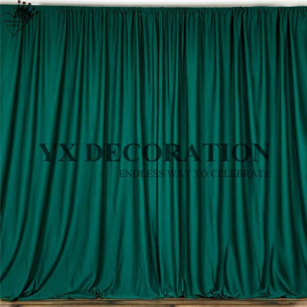 de color verde oscuro 3m x 3m W Altura