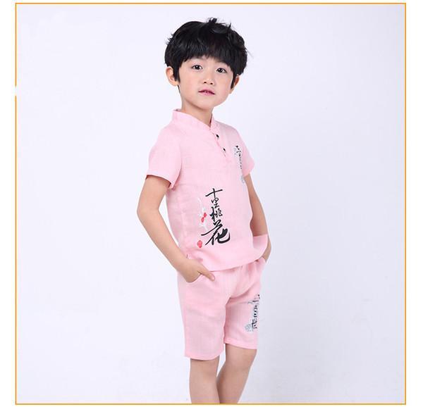 shirt shorts 2pcs K