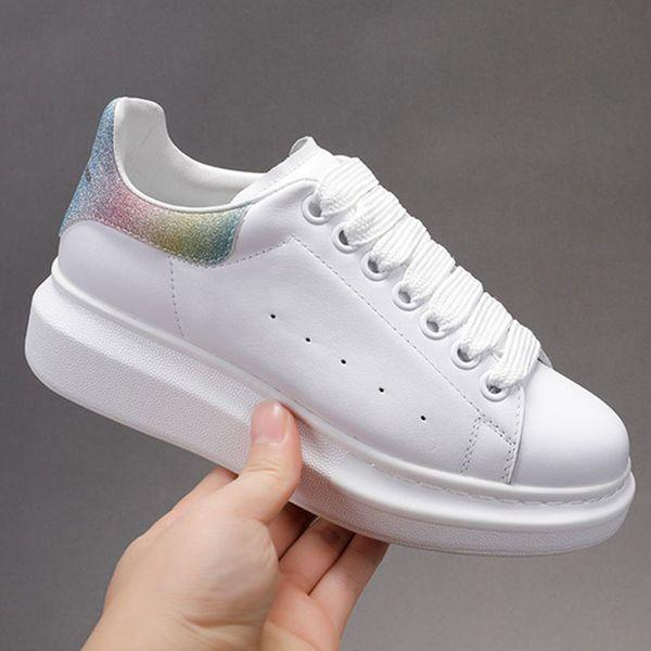 volver arco iris blanco