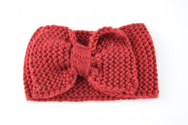 No.9 colore rosso violaceo