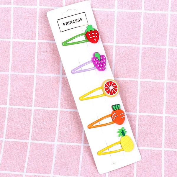 silicone fruit BB clip 1