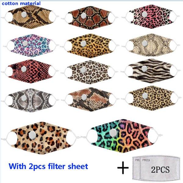 Estilo 4 algodón color de la mezcla: filtro 2pcs