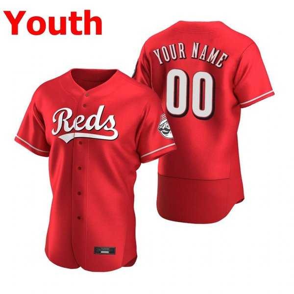 Youth Red Flex Base