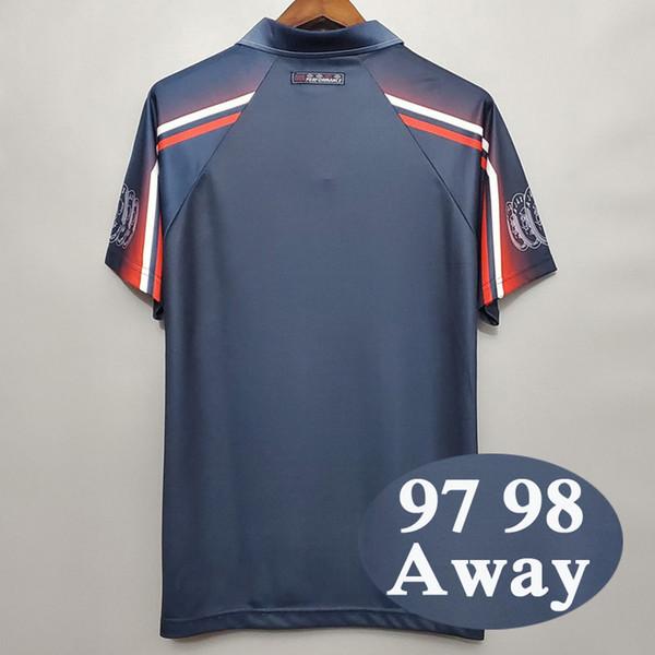 FG2641 1997 1998 Away