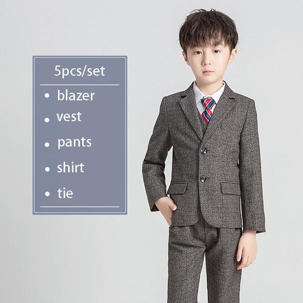 5pcs blazer