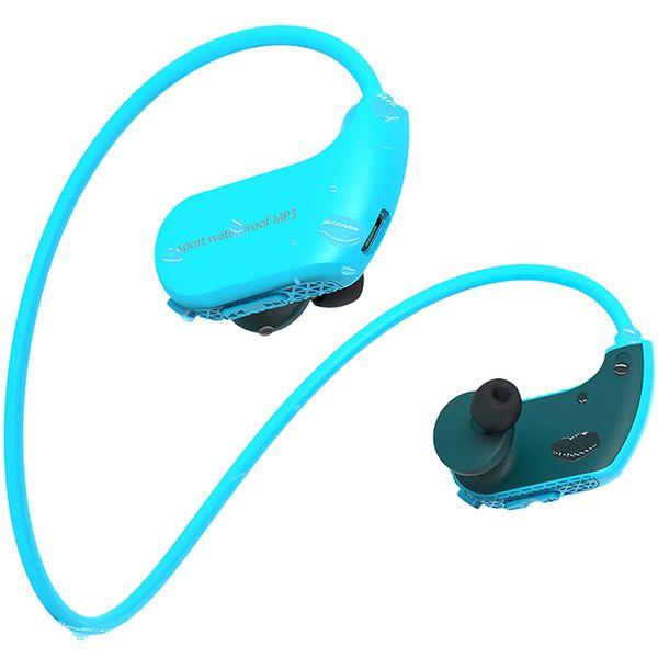 Waterproof MP3 Blue