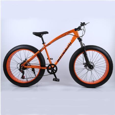 26inch orange 24 speed