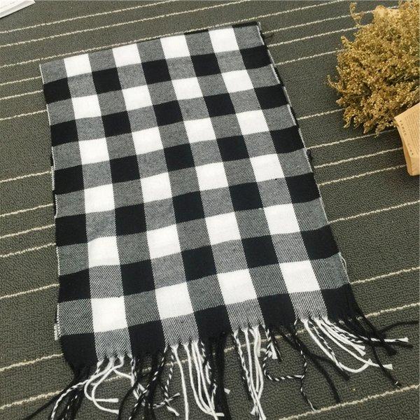 black and white lattice