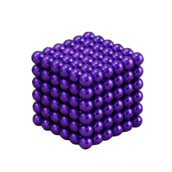 5mm purple
