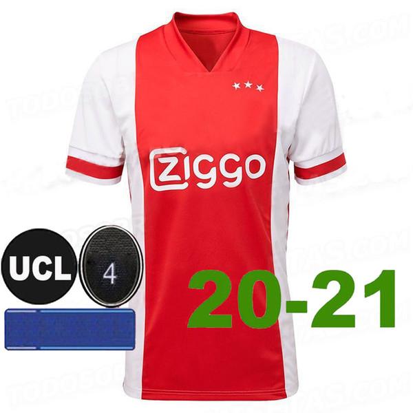 20-21 Heim Men + UEFA Champions League