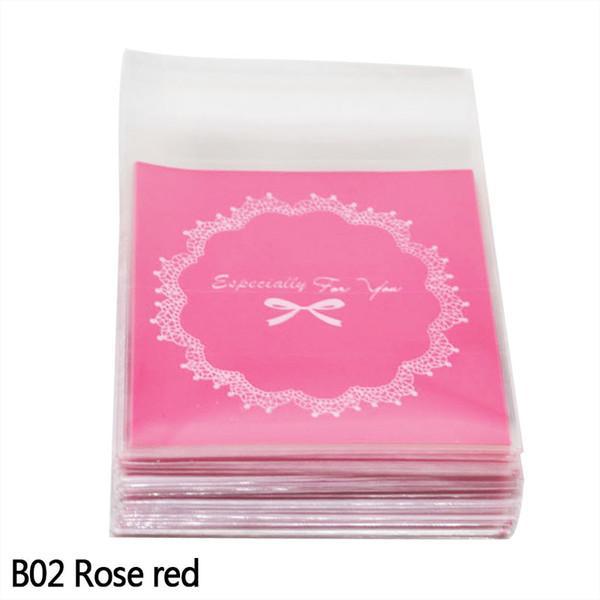 B02 Gül kırmızı