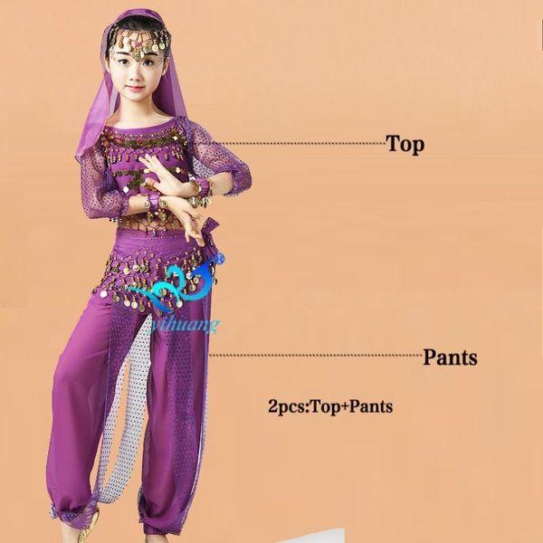 Púrpura 2pcs