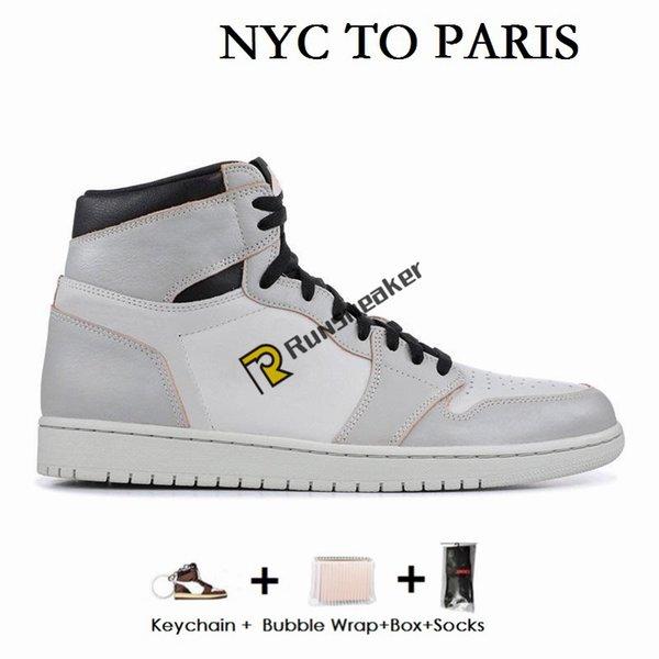1S-NYC TO PARIS