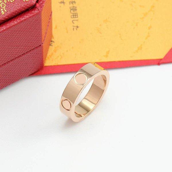 Ouro rosa sem diamante