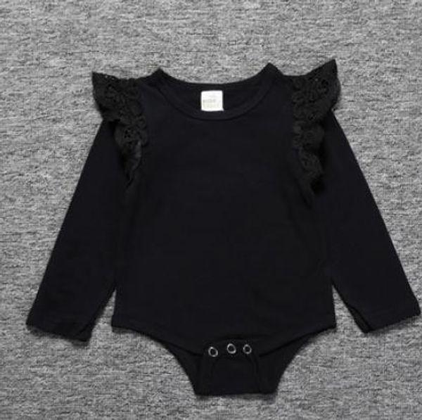 # 1 Lace Ruffle bambino tute