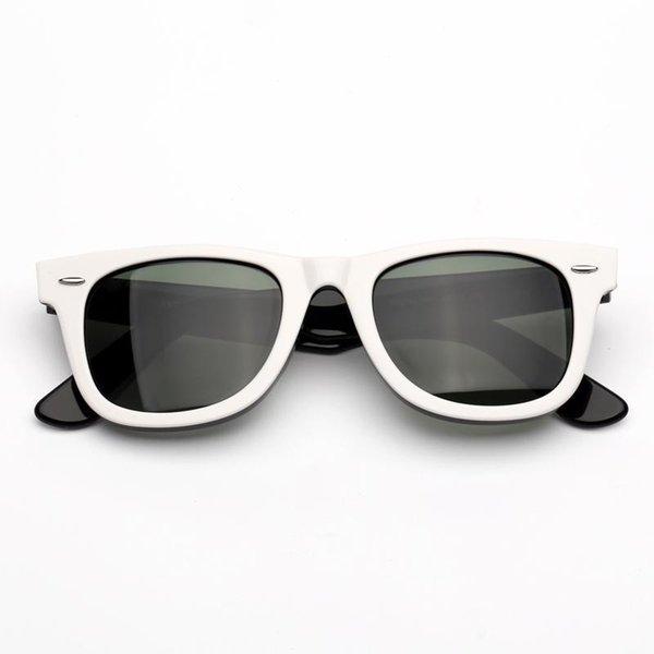 956 blanc noir-vert profond