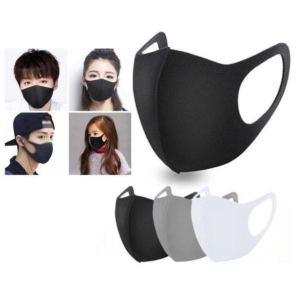 máscara de algodón mezclado adulto