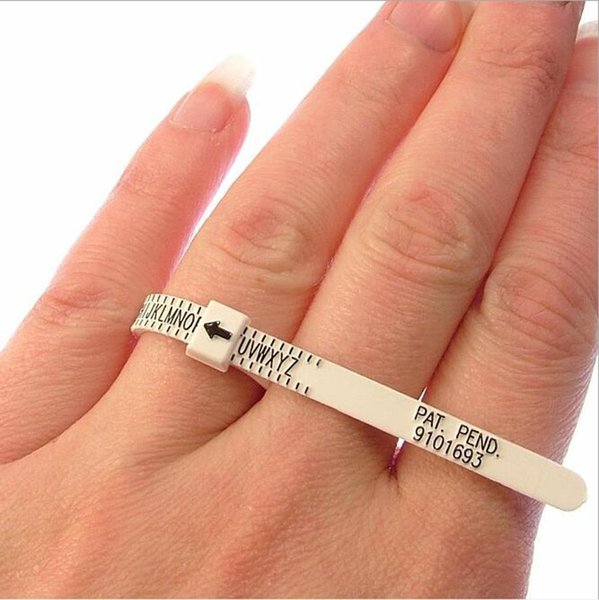 top popular ring finger size chart measure mm hand tool US UK standard up to 17mm for finger ring 2021
