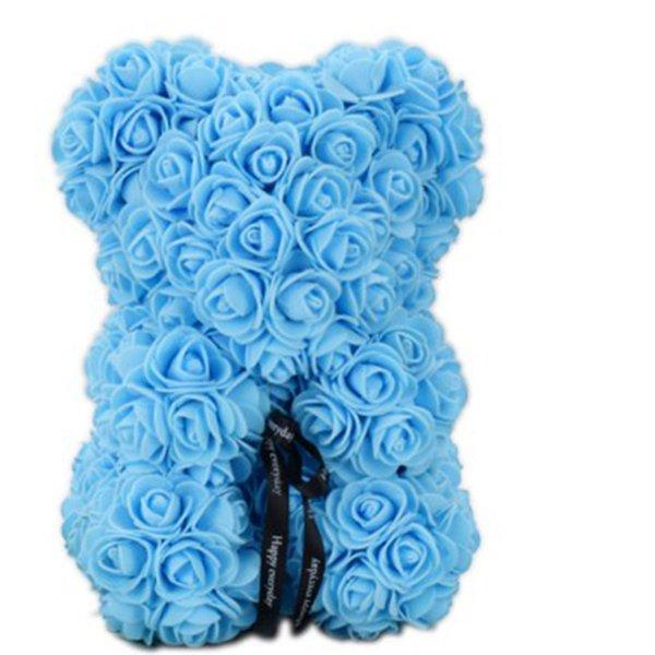 25 centimetri blu
