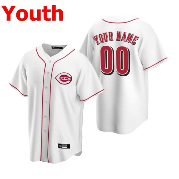 Youth White Cool Base