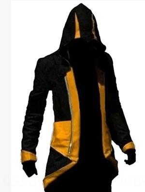 Noir et jaune Assassin # 039; s Creed