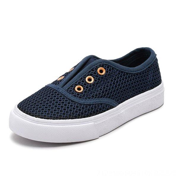 7077 niños # 039; s zapatos azul neto
