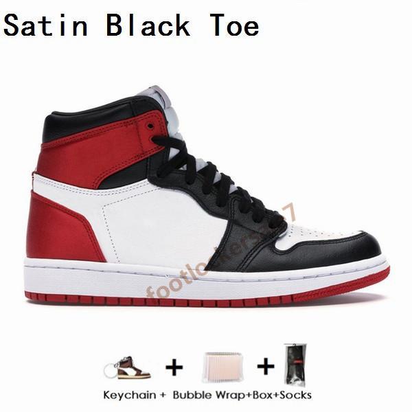 St Black Toe