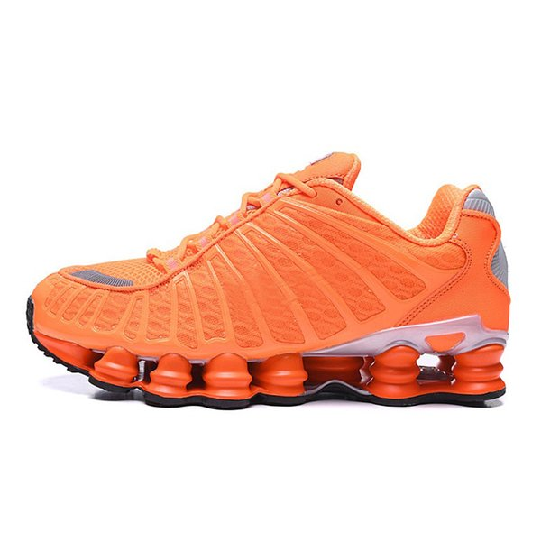 #13 Orange Silver