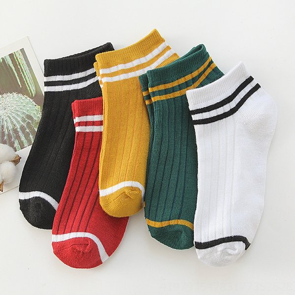 two-bar socks