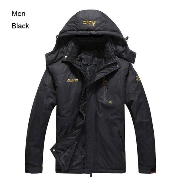 Männer schwarz