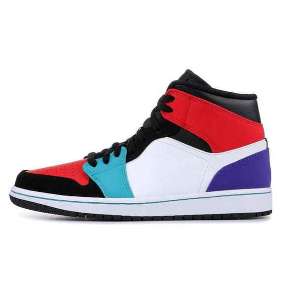36-46 Mid Bred Multi Color