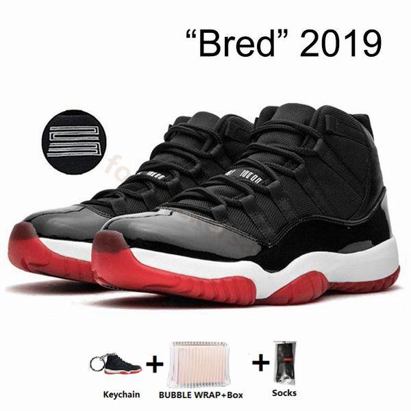 2019 11'ler-Bred
