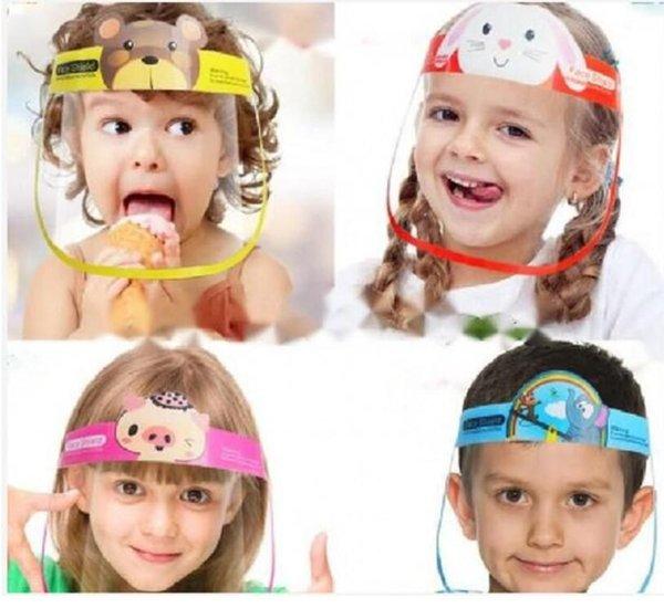 маска 4 малыша смеси