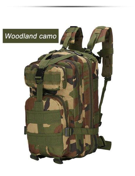 Camo Woodland