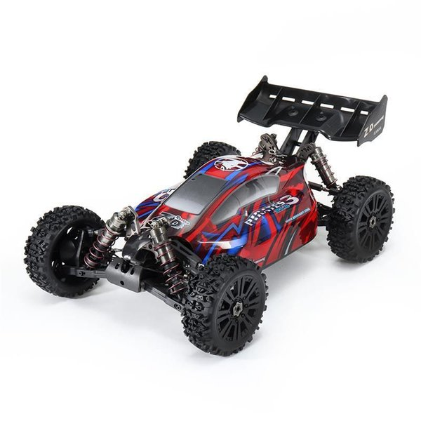 top popular new ZD RC Car Pirates3 BX-8E 1 8 4WD 4CH Brushless Frame 2.4G RC Remote Control Crawler Electric Vehicle Model Toys Cars 2020 2020