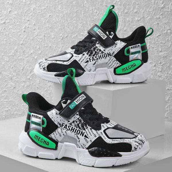 vert blanc
